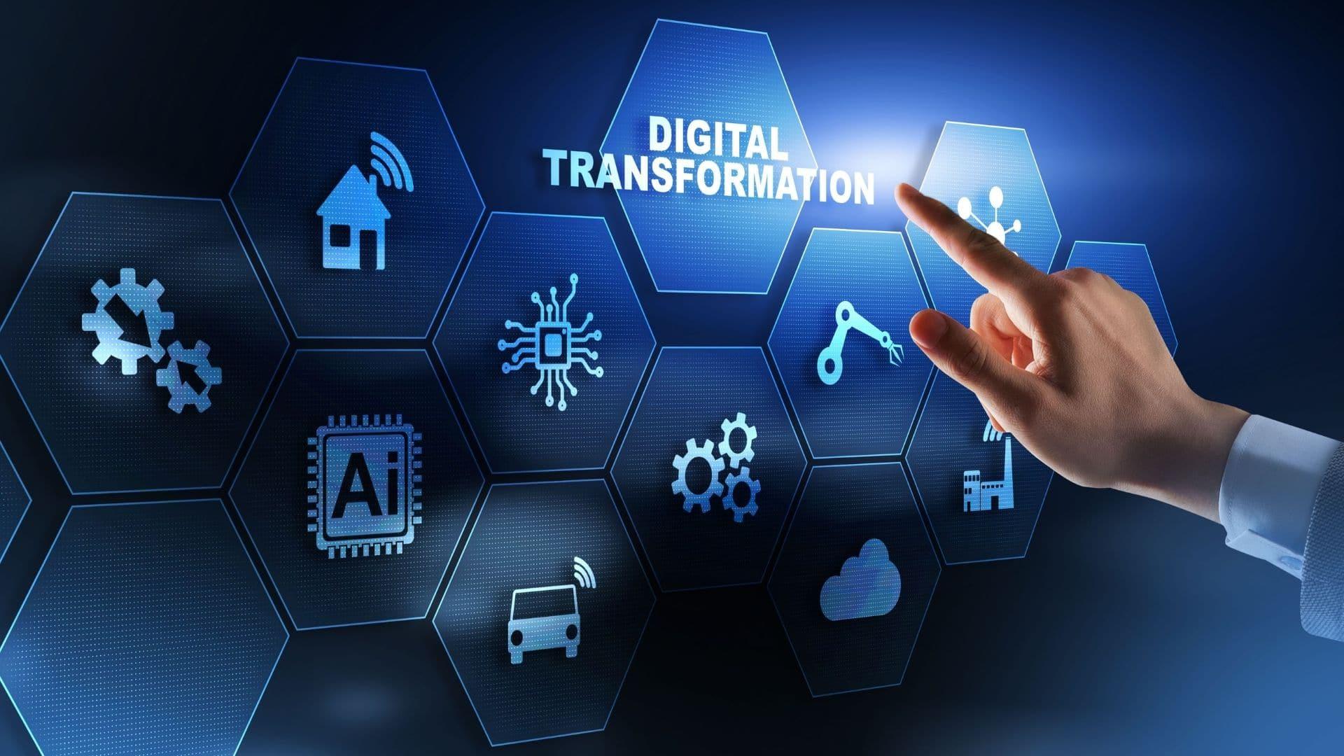 Hvad er digital transformation
